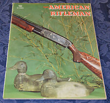 Vintage Magazine American Rifleman, APRIL 1968 !!! GALEF Silver Hawk SHOTGUN !!!