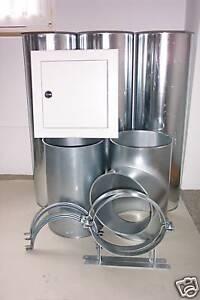 Wäscheschacht , Wäscheabwurfschacht , NW 250