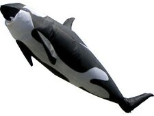 "Great Killer Whale Large 96"" Long - Special Line Laundry Kitesock..100..PR 45985"