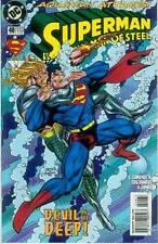 Superman: Man of Steel # 48 (guest: Aquaman) (USA, 1995)