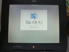 "Classic Apple Macintosh Wallstreet Powerbook G3 233MHz 12"" Exceptional condition"