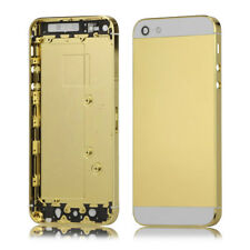 PREMIUM IPHONE 5S REPLACEMENT REAR HOUSING BATTERY CHASSIS CASING COVER - GOLD