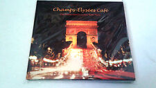 "CHAMPS-ELYSEES CAFE ""THE FINEST ELECTRO TUNES FROM PARIS"" CD 18 TRACKS DIGIPACK"