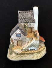 David Winter ~ The Cobbler ~ Mib ~ Coa ~ 1990 Guild Member Cottage ~ Perfect