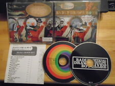 RARE OOP JAPAN Badly Drawn Boy CD + DVD Have You Fed the Fish? LIVE GLASTONBURY
