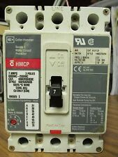 * CUTLER-HAMMER 7 AMP 3 POLE MOTOR CIRCUIT PROTECTOR  HMCP007C0C W/AUX.. R-26CC