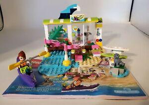 LEGO Friends Heartlake Surf Shop (41315) - 100% COMPLETE!!