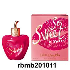Lolita Lempicka So Sweet for Women Eau de Parfum 2.7 oz / 80 ml Spray