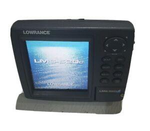 "Lowrance LMS-520C 5"" GPS Radar Sonar Fish Finder Chartplotter 30 DAY WARRANTY"