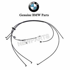 BMW E39 525i 528i 540i M5 Intensive Windshield Washer Nozzles Hose Line Genuine