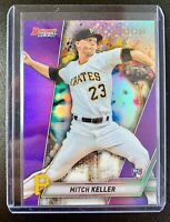 2019 Bowman's Best MITCH KELLER Rookie Purple Refractor RC Prospect SP /250