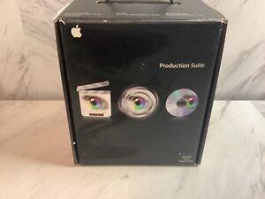 Apple Production Suite 2004 Academic, Version Final Cut Pro HD Motion. NEW