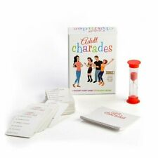 Adult Charades Game Hilarious Party Games Dinner Parties Adults Only Naughty