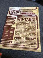 "Rock The Bells Wu-tang Cypress Hill The Roots Nas Rakim Mos Def Poster 24""x18"""