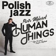 LP PIOTR WYLEŻOŁ Human Things Polish Jazz vol. 79 / WYLEZOL