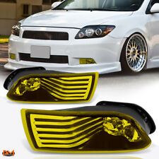 For 05-10 Scion Tc Amber Lens Front Bumper Driving Fog Light/Lamp+Switch Pair (Fits: Scion)