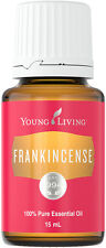 NEW YOUNG LIVING FRANKINCENSE 15ML ESSENTIAL OILS 100% PURE - BOSWELLIA CARTERII
