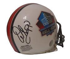 Warren Sapp Signed HOF Football Mini Helmet,Buccaneers,Raiders,Autographed,Proof