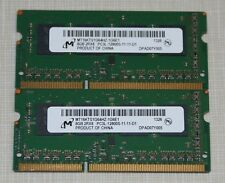 Micron 16GB (2X8GB) PC3L-12800 DDR3L 1600MHz SODIMM LAPTOP MEMORY