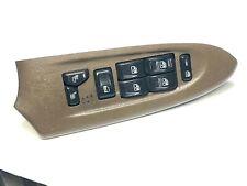 2002 - 2005 GMC Envoy Trailblazer Drivers Master Window Switch P: 15085600 OEM !