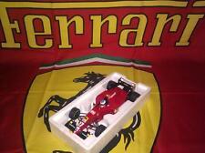 Minichamps 1/18 1995 Ferrari F1 412 T2 Alesi #27 + Marlboro Decals - RARE! MiB
