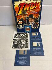 AMIGA GAME - Indiana Jones And The Last Crusade
