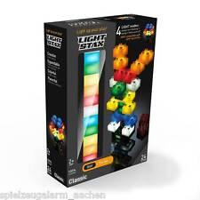LIGHT Stax 24 LED i blocchi predefiniti + piastra di base 100% compatibile USB LUCE NOTTURNA DIMM