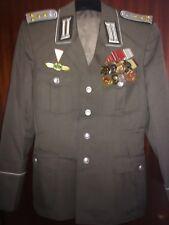 Uniform NVA Offizier DDR Orden Abzeichen Medaille Ordensspange