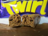6 Pack of Twirl (Milk Chocolate Fingers) 34g Each, Made in UK