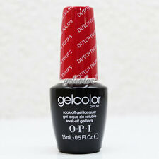 OPI GelColor Soak Off LED/UV Gel Nail Polish 15ml .5 fl oz Dutch Tulips #GCL60