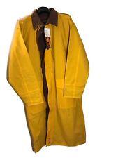 Marlboro reversible raincoat / duster coat - size M Vintage