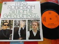 Simon & Garfunkel Mrs Robinson 4-Track EP 1966 **EX/NEAR MINT**