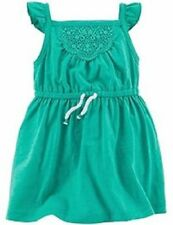 c15e1d445 Carter's Green Dresses (Newborn - 5T) for Girls | eBay