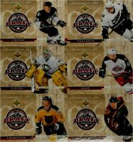 2006 Vancouver Hockey Draft SEALED set 6 cards Sidney Crosby Alex Ovechkin