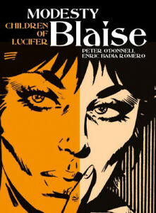 Modesty Blaise: The Children of Lucifer by O'Donnell, Peter