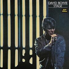 DAVID BOWIE - STAGE (LIVE) (2017 REMASTERED VERSION)  2 CD NEUF