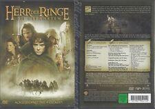 Der Herr der Ringe - Die Gefährten - DVDs-