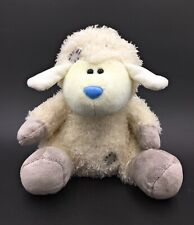 """More details for blue nose friend tatty bear talking cottonsocks lamb sheep me to you 8"""" soft toy"""