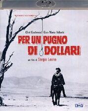 Blu Ray Per un Pugno di Dollari - (1964) *** Contenuti Speciali *** ......NUOVO