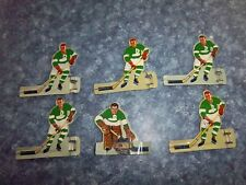 Eagle Hand Painted Team D  Hockey game 1950's  table top hockey game