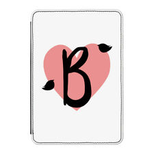 "B Heart Alphabet Case Cover for Kindle 6"" E-reader - Valentines Day Girlfriend"