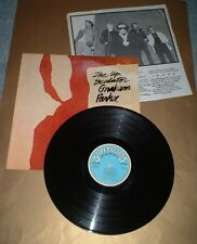 GRAHAM PARKER & THE RUMOUR - The Up Escalator 1980 vinyl album Bruce Springsteen