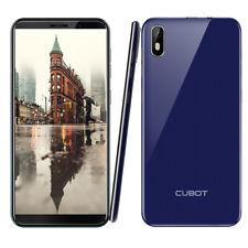 Android 9.0 CUBOT J5 Smartphone 5.5 Pulgads Quad Core 2GB+16GB Doble SIM Azul