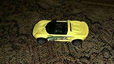 1999 Mattel Matchbox Toy Car Yellow Lotus Elise Diecast Convertible Sports Rare