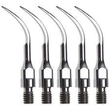 5 X ZEG Spitze Spitzen für Sirona Siroson Sirosonic 4L Dental Scaler Tip PS1