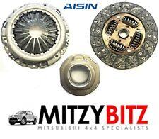 AISIN 3 PIECE CLUTCH KIT for MITSUBISHI L200 KB4T 2.5 DiD 2006-2015