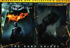 The Dark Knight (Collector's Edition) (DVD + Comic Book + Coin)