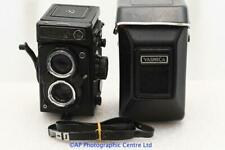 Yashica Mat 124G TLR Camera 80mm F3.5 lens NEW LIGHT SEALS GOOD CONDITION 124 G