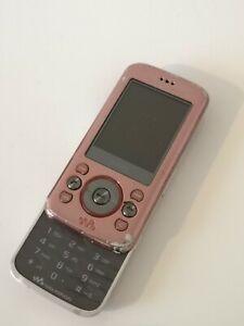 Sony Ericsson Walkman W395 - Fiesta Pink colour (Unlocked) Mobile Phone