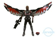"""Marvel Legends 6"""" Inch Target 2-Pack Inifinty War Falcon Loose Complete"""
